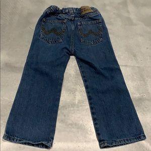 Wrangler Jeans Boys 4t